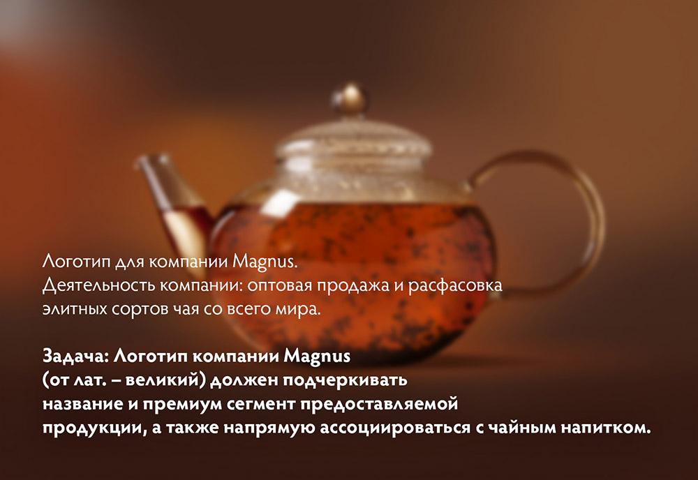 Корпоративная айдентика для компании Magnus