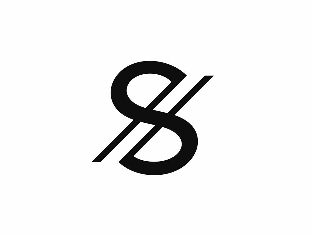 Концепт дизайна знака сума