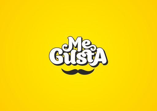 Логотип и фирменный стиль для сети быстрого питания ME GUSTA